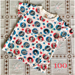 エムピーエス(MPS)のRight-on ライトオン MPS キッズ Tシャツ 100(Tシャツ/カットソー)