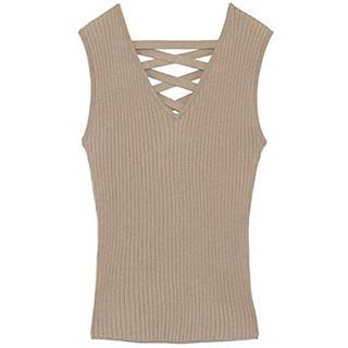フレイアイディー(FRAY I.D)のタグ付き未使用(Tシャツ(半袖/袖なし))