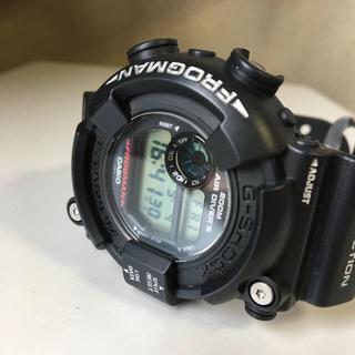 ジーショック(G-SHOCK)のBROWN80様専用‼️g shock  フロッグマン 極美品(腕時計(デジタル))