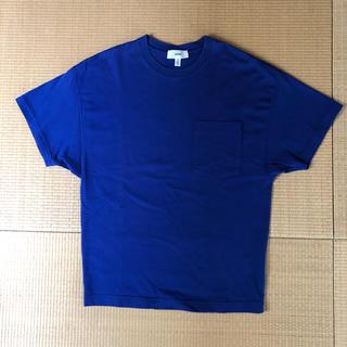 ハイク(HYKE)のハイク HYKE   Tシャツ 青(Tシャツ(半袖/袖なし))