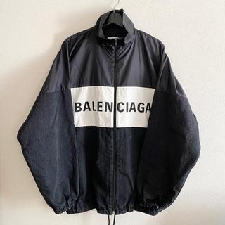 バレンシアガ(Balenciaga)の超美品100%本物 balenciaga  ナイロンジャケット バレンシアガ(ナイロンジャケット)