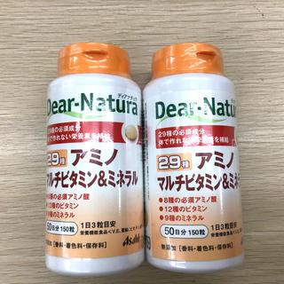 アサヒ - 新品 ディアナチュラ  29種 アミノ マルチビタミン&ミネラル 150粒x2個