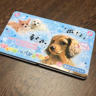 サンエックス(サンエックス)の色鉛筆 12色 犬 まめゴマ(色鉛筆)