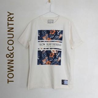 タウンアンドカントリー(Town & Country)の90's  タウン&カントリー  town&country  Tシャツ(Tシャツ/カットソー(半袖/袖なし))