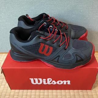 ウィルソン(wilson)の22.5オールコート用Jr.テニスシューズ(シューズ)