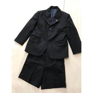 バーバリー(BURBERRY)の美品 バーバリー ロンドン セットアップ ストライプ ジャケット フォーマル(ドレス/フォーマル)