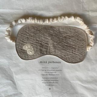 ミナペルホネン(mina perhonen)のミナペルホネン アイマスク ハンドメイド(その他)