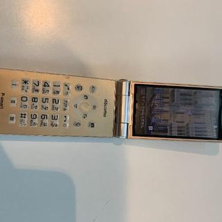 パナソニック(Panasonic)のdocomo P-01J SIMロック解除済み P-smart(スマートフォン本体)