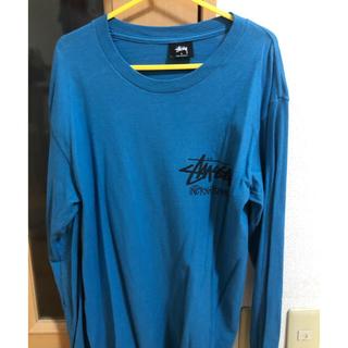 ステューシー(STUSSY)のSTUSSYロンティー(Tシャツ(長袖/七分))