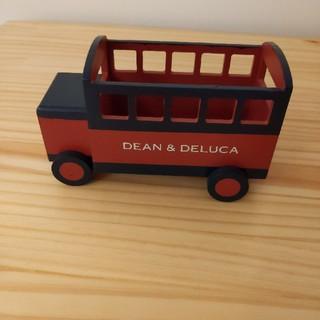 ディーンアンドデルーカ(DEAN & DELUCA)のDEAN&DELUCA  木製カー(小物入れ)