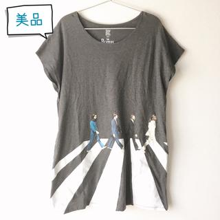 グラニフ(Design Tshirts Store graniph)のグラニフ THE BEATLES ビートルズ ワンピース(その他)