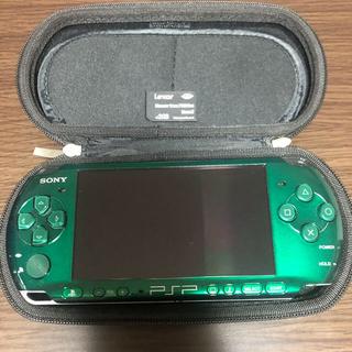 プレイステーション(PlayStation)のPSP 本体 ジャンク(携帯用ゲーム機本体)