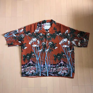 "サンシー(SUNSEA)のDAIRIKU INTERMISSION"" Aloha Shirt (シャツ)"