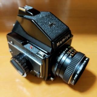 マミヤ(USTMamiya)のmamiya m645(フィルムカメラ)