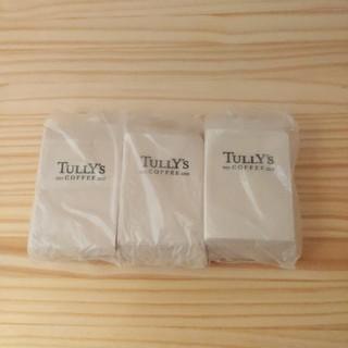タリーズコーヒー(TULLY'S COFFEE)のタリーズコーヒー ペーパーナプキン300枚(テーブル用品)