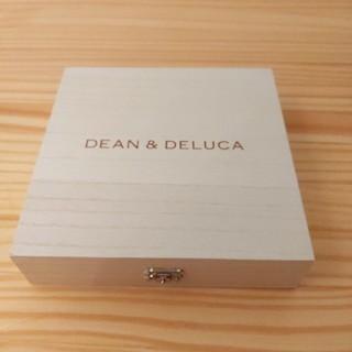 ディーンアンドデルーカ(DEAN & DELUCA)のDEAN&DELUCA  木箱(小物入れ)