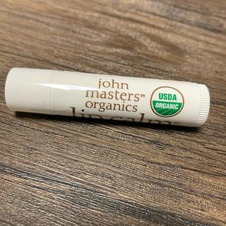 ジョンマスターオーガニック(John Masters Organics)のジョンマスターオーガニック リップカーム バニラ(リップケア/リップクリーム)
