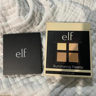 elf - elf イルミナティングフェイスパレット 未使用