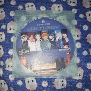 ボウダンショウネンダン(防弾少年団(BTS))のBTS★LYS ロンドン★DVD(ミュージック)