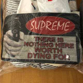 シュプリーム(Supreme)のsupreme マット(ラグ)