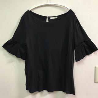 ラトータリテ(La TOTALITE)のLa totalite Tシャツ カットソー トップス(カットソー(半袖/袖なし))