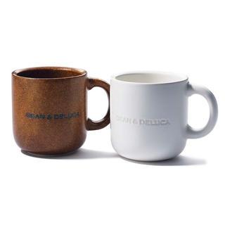 ディーンアンドデルーカ(DEAN & DELUCA)の【2つセット】DEAN & DELUCA マグカップ(グラス/カップ)