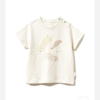 ジェラートピケ(gelato pique)の旭山コラボ 上下セット(Tシャツ/カットソー)