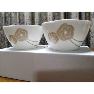 ニッコー(NIKKO)のニッコー小鉢2個セット 加賀水引デザイン 三谷産業株主優待品(食器)