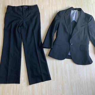 アオキ(AOKI)のpeco様 LES MUES  Femme 夏用パンツスーツ Mサイズ(スーツ)