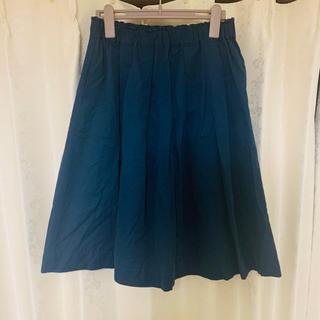 サマンサモスモス(SM2)のSM2  ひざ丈スカート フリーサイズ(ひざ丈スカート)