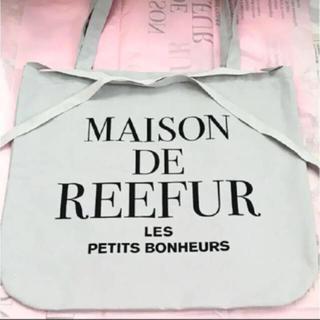 メゾンドリーファー(Maison de Reefur)のMAISON DE REEFUR ショッパー Mサイズ(ショップ袋)