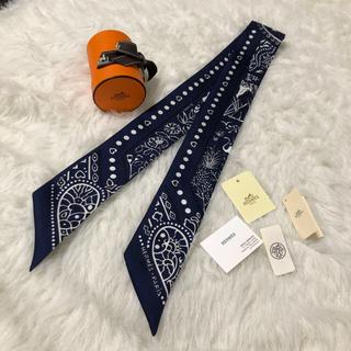 エルメス(Hermes)のバンダナ アニマポリス ツイリー(バンダナ/スカーフ)