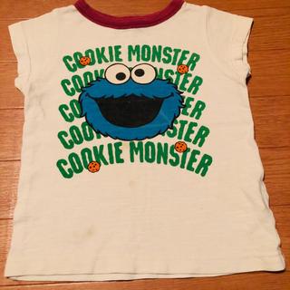 セサミストリート(SESAME STREET)のクッキーモンスター キッズTシャツ(Tシャツ/カットソー)