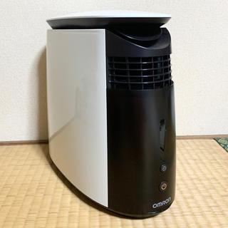 オムロン(OMRON)の オムロン パーソナル保湿機 HSH-100-W(加湿器/除湿機)
