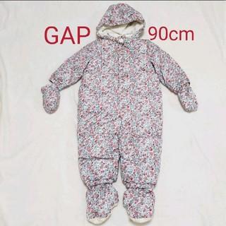 ベビーギャップ(babyGAP)のGAP ダウン75%カバーオール90cm(その他)