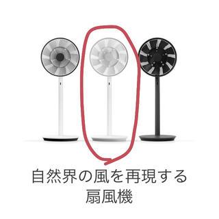 バルミューダ(BALMUDA)のバルミューダ 1700 wg 店頭展示品(扇風機)
