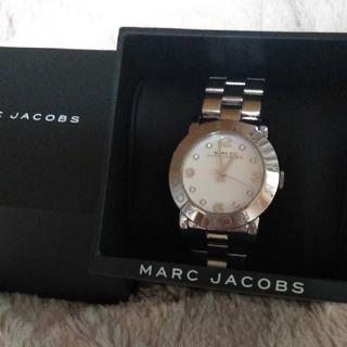 マークバイマークジェイコブス(MARC BY MARC JACOBS)の新品電池交換済♥MARC JACOBS  腕時計. 腕周り14センチ(腕時計)