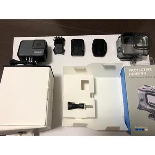 ゴープロ(GoPro)のGoPro HERO7 シルバー & ダイブハウジング ABDIV-001(コンパクトデジタルカメラ)