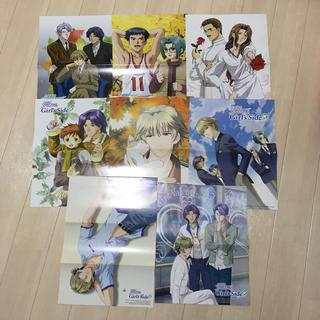 コナミ(KONAMI)のときめきメモリアルGirl's Side ポスター(その他)