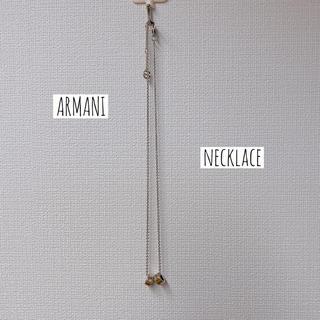 エンポリオアルマーニ(Emporio Armani)のアルマーニ ネックレス(ネックレス)