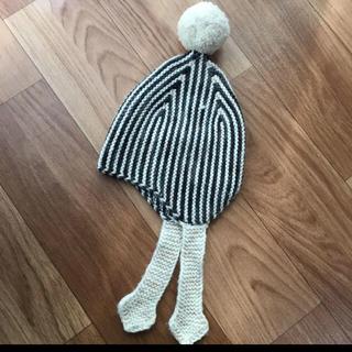 Caramel baby&child  - ◆kalinka◆ニット 帽子 ボーダー