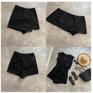 ロンハーマン(Ron Herman)の新品 スカート風 ショートパンツ(ショートパンツ)
