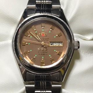 オリエント(ORIENT)のオリエント ORIENT 自動巻き腕時計 スリースター NQ1X-Q0-(腕時計)