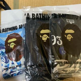 アベイシングエイプ(A BATHING APE)のA BATHING APE × MOTOR SPORT WIDE SHIRT(Tシャツ/カットソー(七分/長袖))