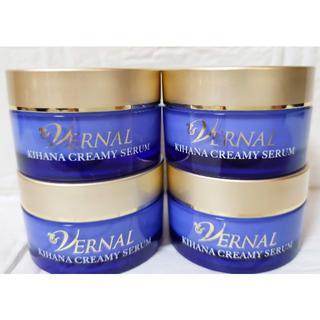 ヴァーナル(VERNAL)のヴァーナル キハナクリーミーセラム 10g×4個 マヌカハニー バリア機能 素肌(美容液)