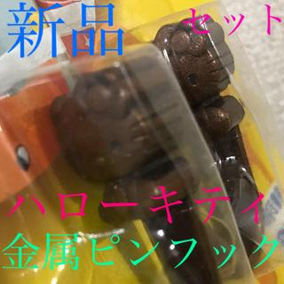 サンリオ(サンリオ)の新品 ハローキティ   耐荷重量 800g  金属 ピンフック(収納/キッチン雑貨)