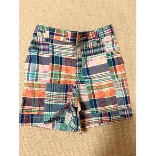 ポロラルフローレン(POLO RALPH LAUREN)の新品未使用 ポロ ラルフローレン ベビー  キッズ パンツ ズボン 85cm(パンツ)