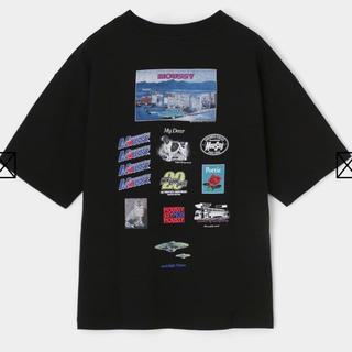 マウジー(moussy)の緊急入荷!MOUSSY20th記念 ALL STAR MOUSSY TSJ  黒(Tシャツ/カットソー(半袖/袖なし))