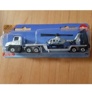 ボーネルンド(BorneLund)のジク ヘリコプター輸送トレーラー(電車のおもちゃ/車)