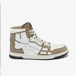 シュプリーム(Supreme)のS.O.Z様専用 AMIRI Skel Top sneaker TAN (スニーカー)